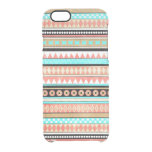 Trendy aztec uncommon clearly™ deflector iPhone 6 case