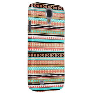 Trendy aztec samsung galaxy s4 case