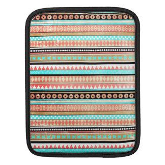 Trendy aztec sleeve for iPads