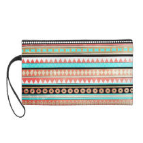 aztec, trendy, cute, illustration, vintage, funny, wristlet, abstract, girly, tribal, modern, pattern, mayan, bagettes bag, [[missing key: type_bagettes_ba]] with custom graphic design