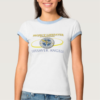 Trendy baby doll women Project Lifesaver Angels T- T-shirt