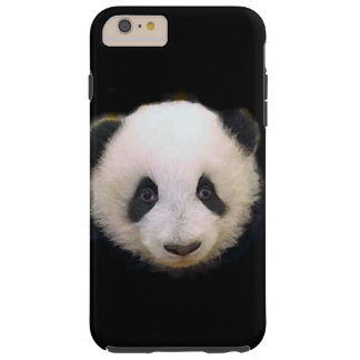 Trendy Baby Panda Tough iPhone 6 Plus Case