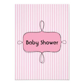 trendy Baby shower Invitation