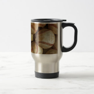 Trendy Baseball Artwork Coffee Mugs