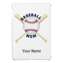Trendy baseball mom cover for the iPad mini