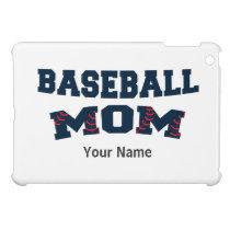 Trendy baseball mom iPad mini cases
