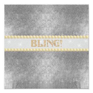 Trendy Bling! Design Photograph