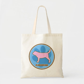 Trendy Bloodhound Tote Bag