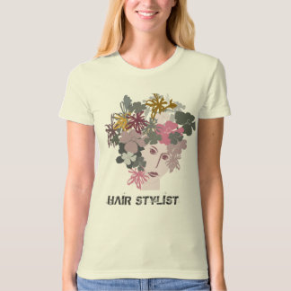 Trendy Blooming Beauty Nature Stylist Tee Shirt