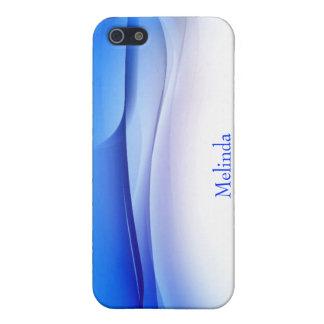 Trendy Blue iPhone 5 Case