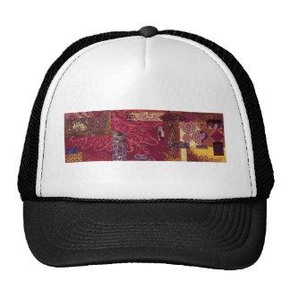 Trendy Boho Design Trucker Hat