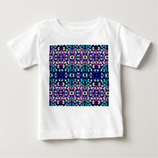 Trendy Bokeh Christmas Lights Funk Hipster Pattern T-shirt