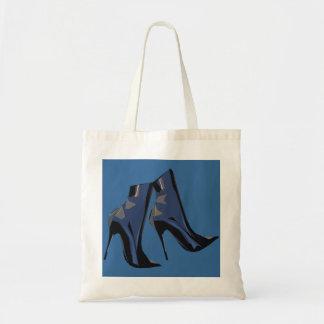 Trendy Boot Art Tote Bag