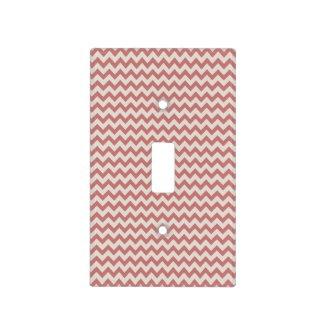 Trendy Brown Chevron Zigzag Stripes