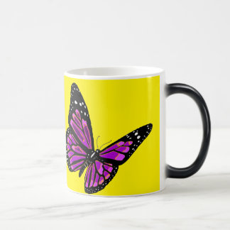 Trendy burtterflies 325ml (11 oz) Morphing Mug