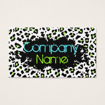 Professional Business Trendy business card
