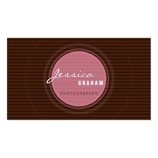 TRENDY BUSINESS CARD :: radiate 5L