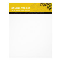 TRENDY BUSINESS LETTERHEAD :: elemental 9