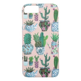 Trendy Cactus pattern | Iphone 7 Case