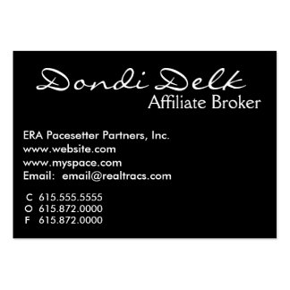 Trendy cards business cards