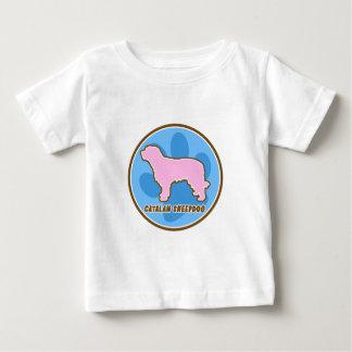 Trendy Catalan Sheepdog Baby's Baby T-Shirt