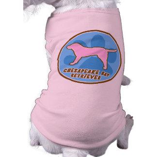 Trendy Chesapeake Bay Retriever Doggie Shirt