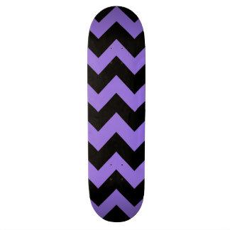 Trendy Chevron Zigzag Pattern 9 Skateboard Deck
