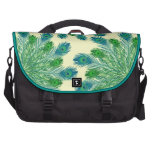 Trendy Chic Peacock Feathers Bags For Laptop