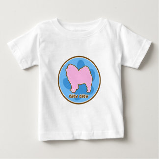 Trendy Chow Chow Baby's Baby T-Shirt