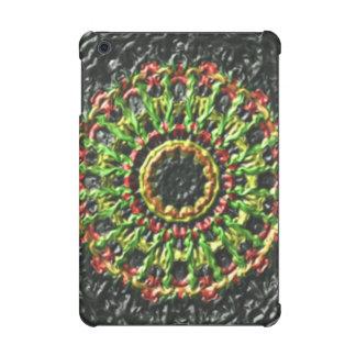 Trendy circle pattern iPad mini retina covers