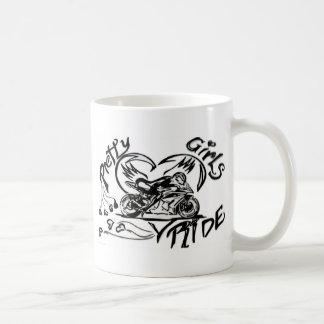 Trendy Classic White Coffee Mug