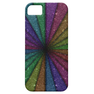 Trendy Colorful Glitter Explosion iPhone SE/5/5s Case