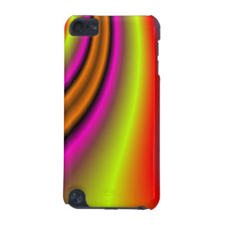 Trendy colorful line iPod touch (5th generation) case