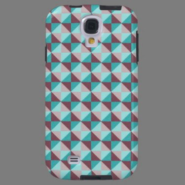 Trendy colorful pattern
