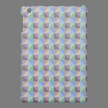 Trendy colorful pattern cover for the iPad mini