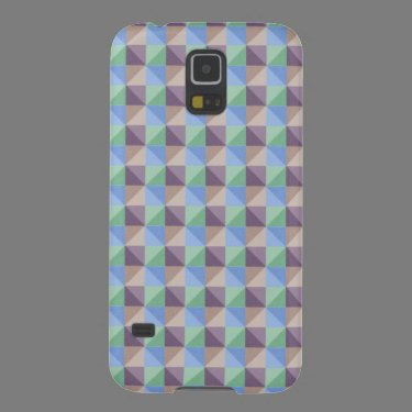 Trendy colorful pattern galaxy s5 cases