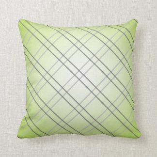 Trendy cushion with Karo sample