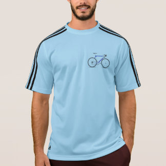 Trendy custom adidas racing Cyclist Sports T Shirt