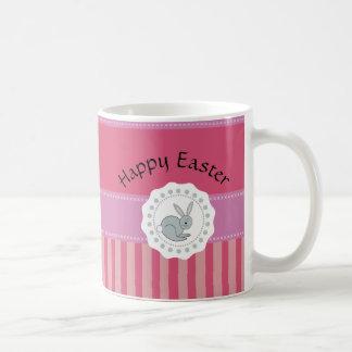 Trendy cute Easter cartoon funny bunny Coffee Mug