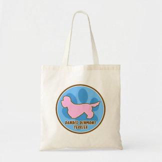 Trendy Dandie Dinmont Terrier Tote Bag