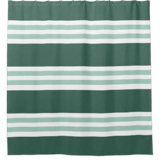 dark teal shower curtain. Trendy Dark Green Stripes Shower Curtain Curtains  Zazzle