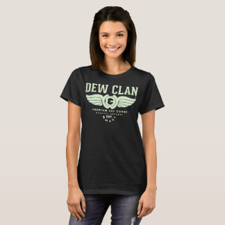 Trendy Dew Clan Authentic Gear Brand T-Shirt