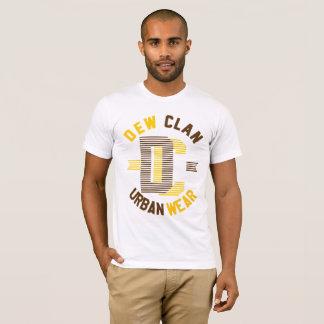 Trendy Dew Clan Urban Wear T-Shirt