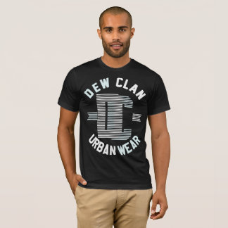 Trendy Dew Clan Urban Wear tee