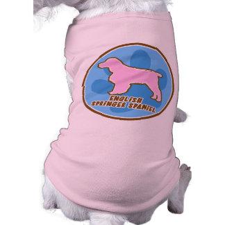 Trendy English Springer Spaniel Doggie T Shirt