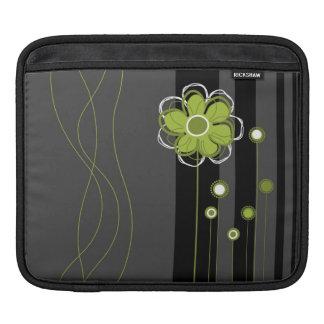 Trendy Floral Decor iPad Sleeve
