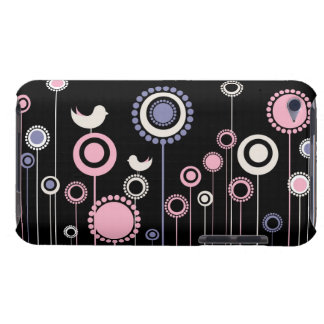 Trendy Floral Decor iPod Case Barely There iPod Cases