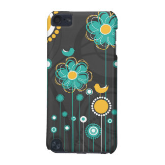Trendy Floral Decor iPod Case iPod Touch 5G Case