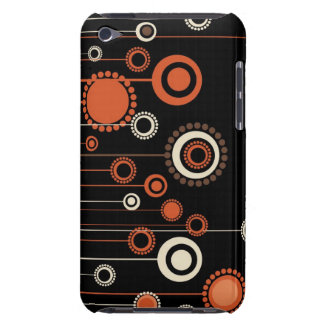 Trendy Floral Decor iPod Case iPod Case-Mate Cases