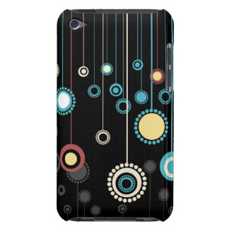 Trendy Floral Decor iPod Case Barely There iPod Case